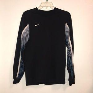 Nike Black Crewneck
